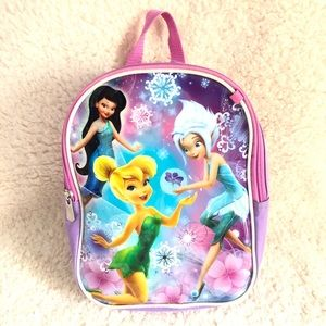 Tinker bell mini backpack